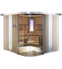 Harvia Rondium sauna cabin