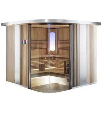 Cabina de sauna Harvia Rondium