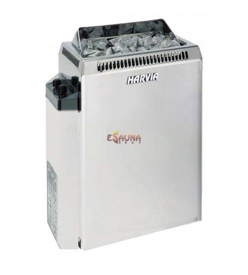 Sauna heater Harvia Topclass with control panel