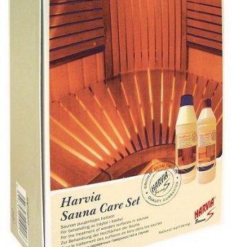 Sauna Pflege-Set..