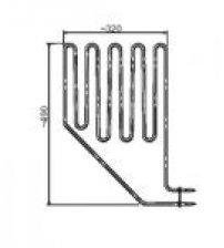 Elementos calefactores Helo