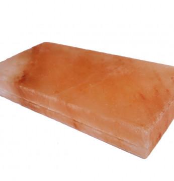 Polerowane cegły z soli..
