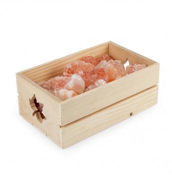 Himalajų druska dėžėje ..