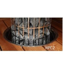 Harvia einbaurahmen HPC2