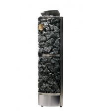 Calentador de sauna eléctrico IKI WALL 7,6 kW