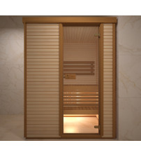 Cabina de sauna, 150x120cm