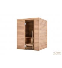 Sauna Auroom, 163x163x205cm