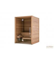 Sauna Auroom, 150x150x205cm