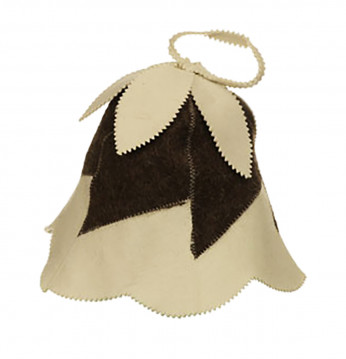 Καπέλο σάουνας - κουδού..