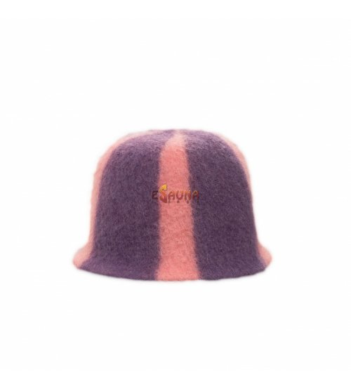 Hat, stribet
