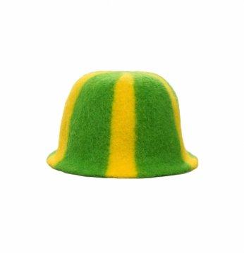 Hat, striped..