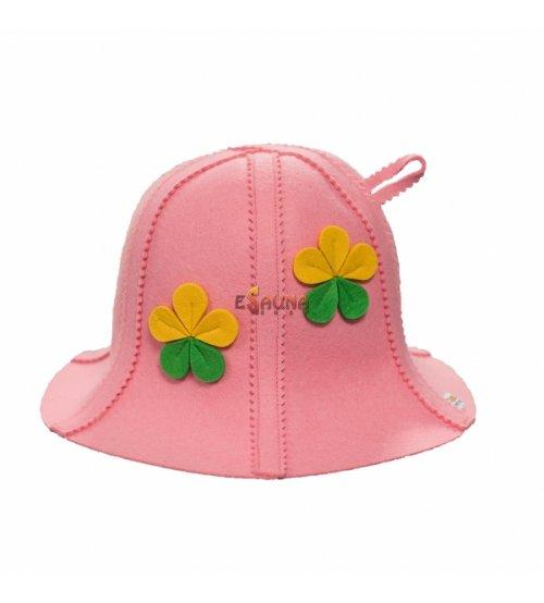"""Kepurė """"Gėlės"""""""