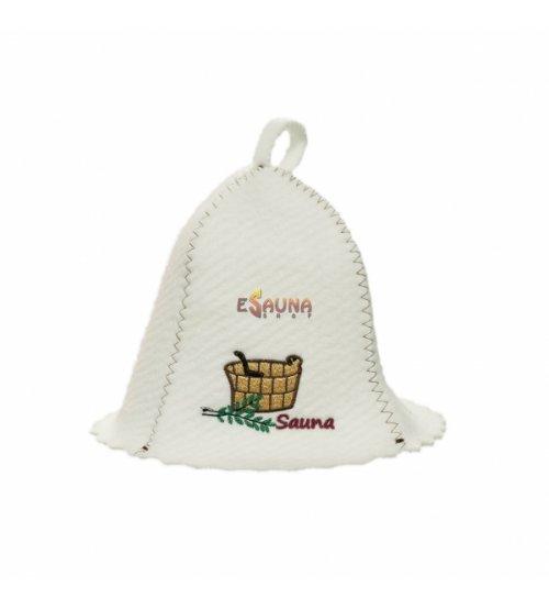 Pirties kepurė - kubiliukas su vanta