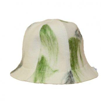 Kepurė, marga, žalia..