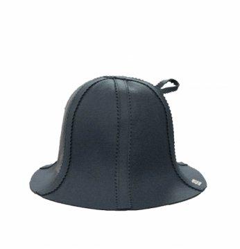 Kepurė pirčiai -  pilka..