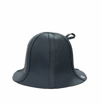 Sombrero gris..