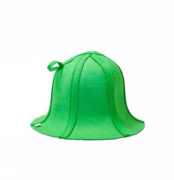 Шапка, зелена..
