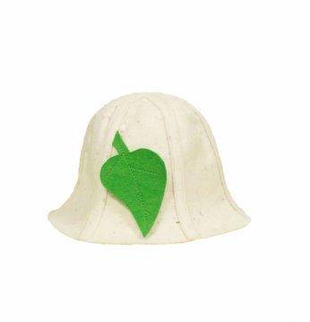 Kepurė, su lapeliu, bal..