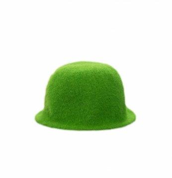 Hat, green..