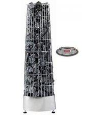 Elektrinė pirties krosnelė - Harvia Kivi su valdymo pultu