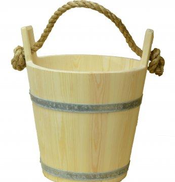 Kibiras medinis su virv..