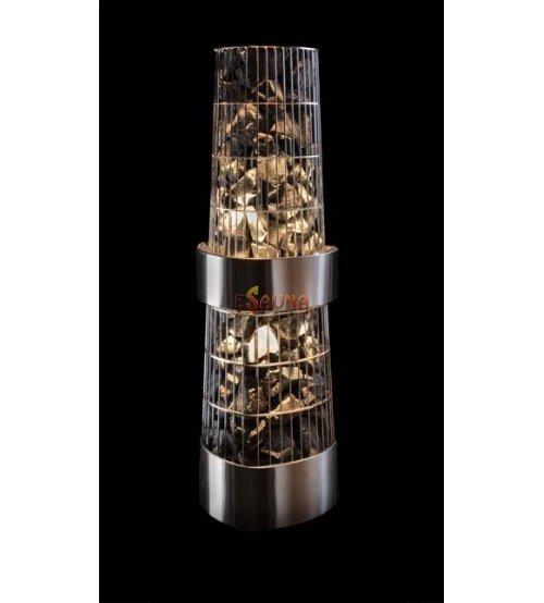 Kivi heater's Cariitti lighting