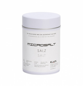 Salt for halogenerator ..