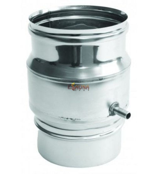 Condensate collector (top) Stainless steel