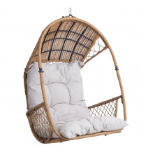 Κρεμαστή καρέκλα - TANJA, μπεζ