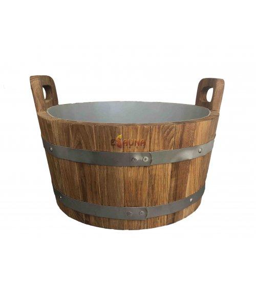 Oak bucket, 20l
