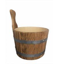Oak bucket, 5l