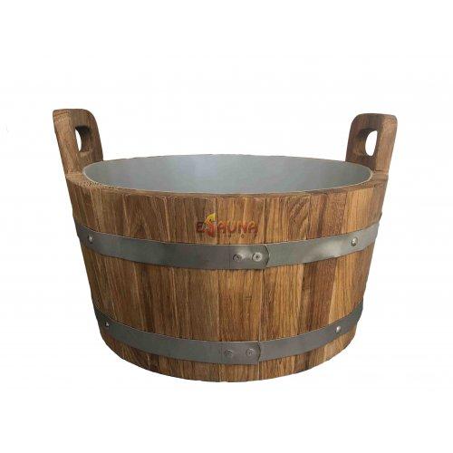 Oak bucket, 17l