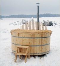 Spruce hottub, 180cm