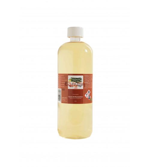 Sentiotec Sauna concentrado aromático, hierba de limón, 1l