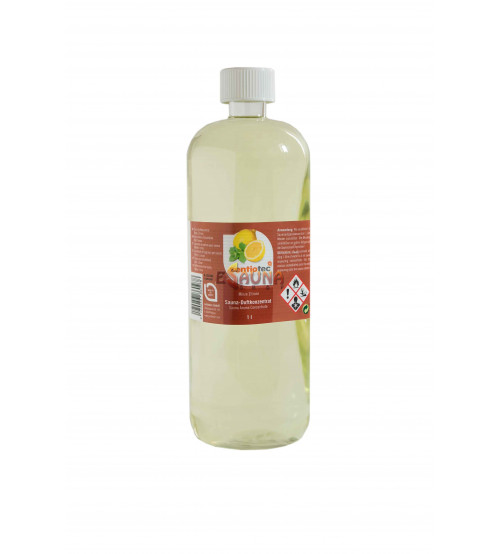 Sentiotec Sauna aroma concentrate, mint lemon, 1l
