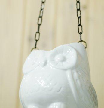 Ceramiczny zapach sowy..