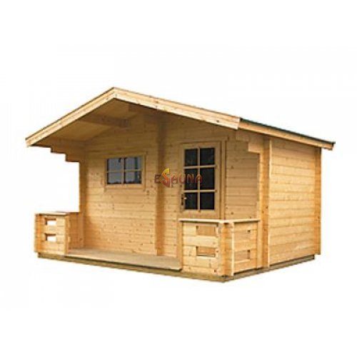 Sauna house Harvia Keitele in Outdoor sauna on Esaunashop.com online sauna store