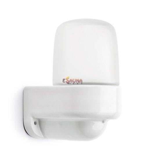 Lámpara de sauna de cerámica Bloser