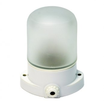 Keraminė saunos lempa L..