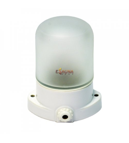 Lámpara de sauna de cerámica Lindner