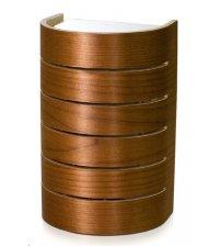 Raita saunos lempa, RLK, E27/40W, termo-beržas