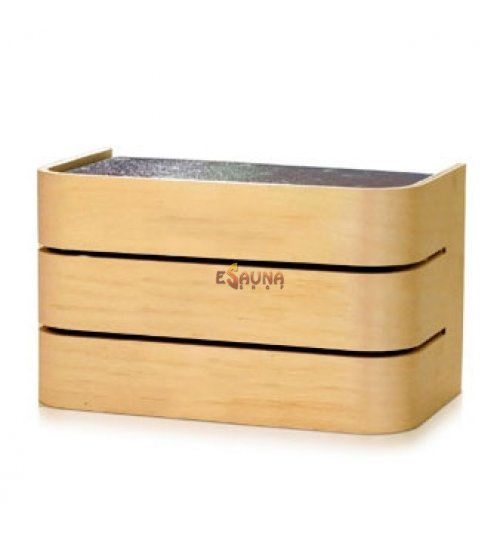 Raita saunos lempa, RTL2, E27/60W, alksnis