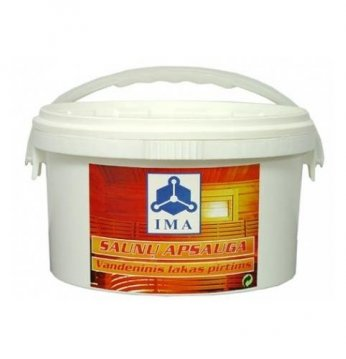 Lack für Sauna IMA, 3 l..
