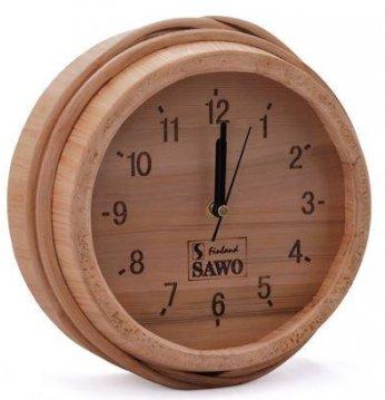 Sawo medinis laikrodis..