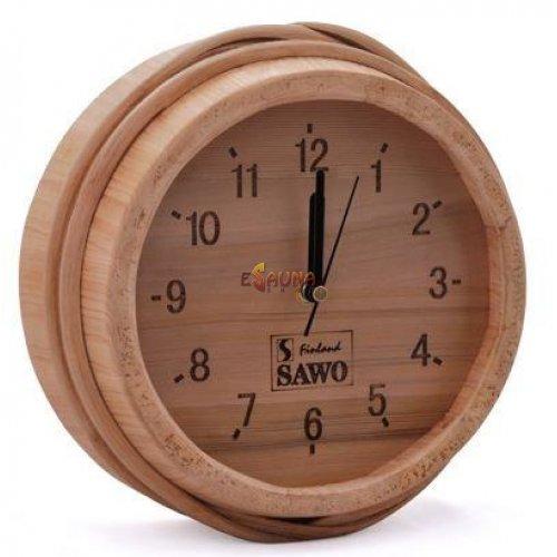 Sawo medinis laikrodis