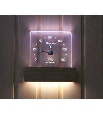 SAUNIA термометр с ЛЕД подсветокой