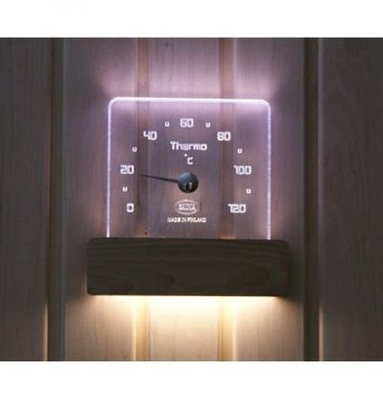 Saunia LED-thermometer..