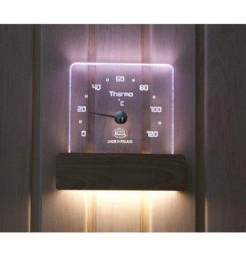 Saunia LED-thermometer..