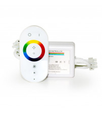 Bezdrôtový LED ovládač RGB RF