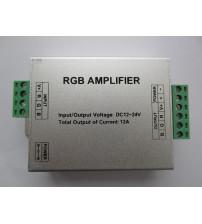 RGB LED juostos stiprintuvas